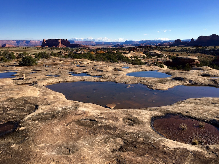 8539 Canyonlands Puddles